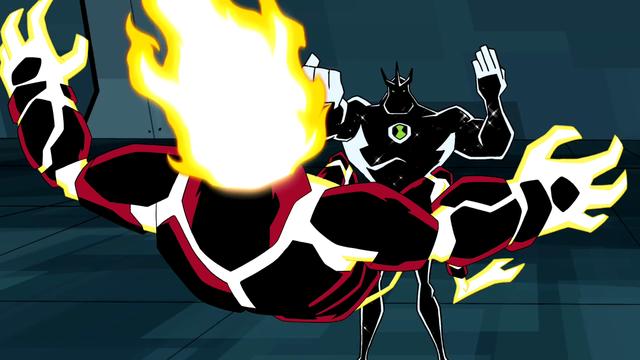 Alien X's Powers 88