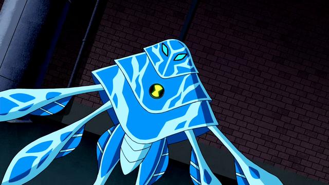 AmpFibian Ultimate Alien