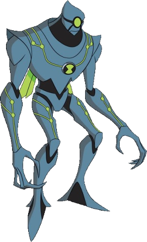 Nanomech (Ultimate Alien)