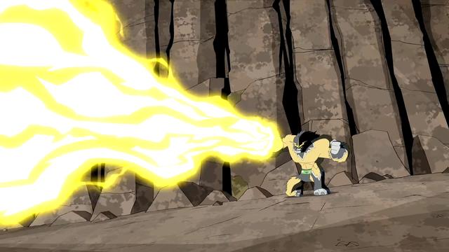 Shocksquatch's powers 20