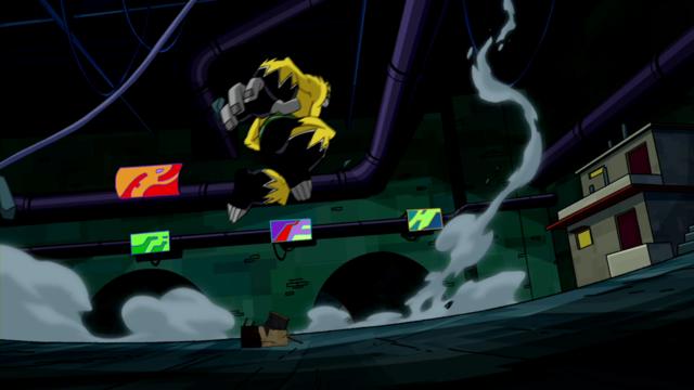 Shocksquatch's powers 39