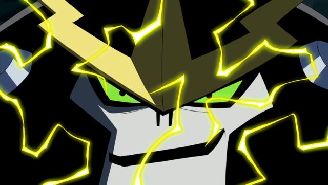 Shocksquatch's powers 14