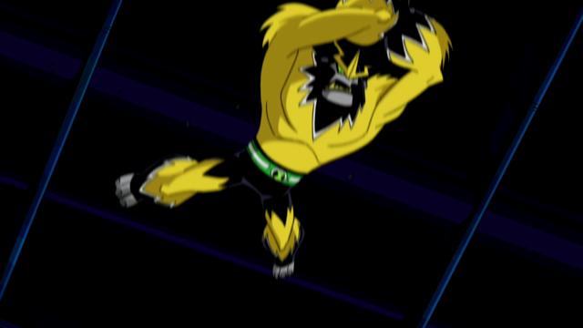 Shocksquatch's powers 42