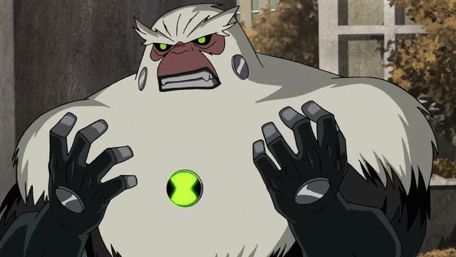 Shocksquatch's powers 1