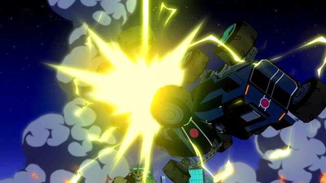 Shocksquatch's powers 33
