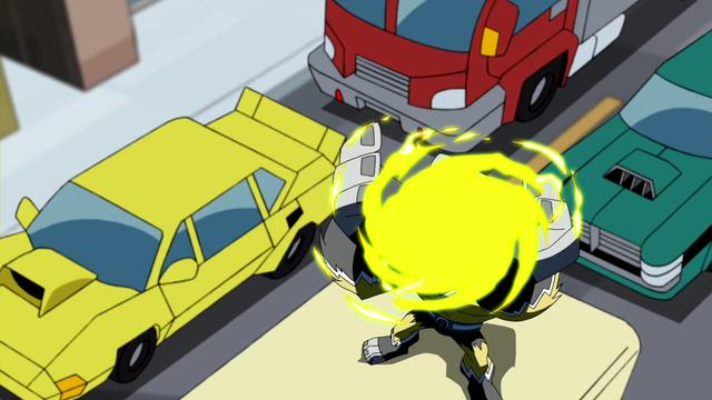 Shocksquatch's powers 23