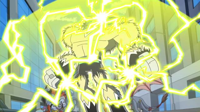 Shocksquatch's powers 29