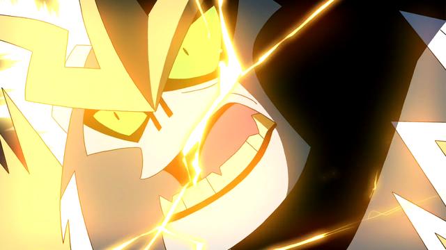 Shocksquatch's powers 5