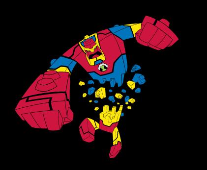 Bloxx's Powers 26
