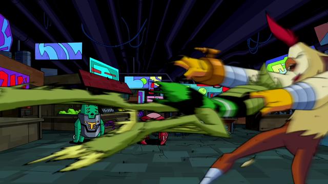 Crashhopper's Powers 80