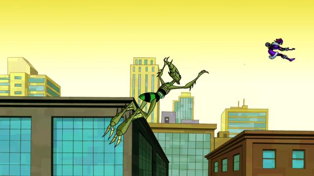 Crashhopper's Powers 23