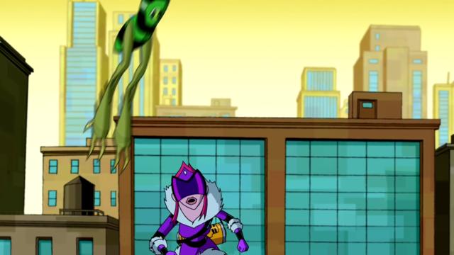 Crashhopper's Powers 24