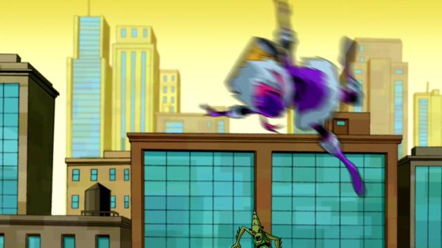 Crashhopper's Powers 25