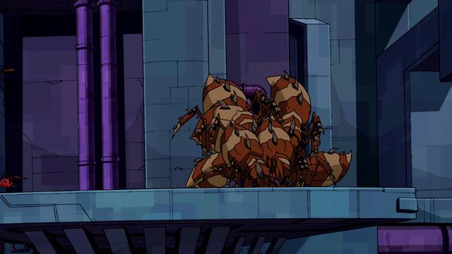 Crashhopper's Powers 1