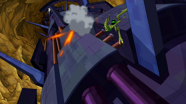 Crashhopper's Powers 13
