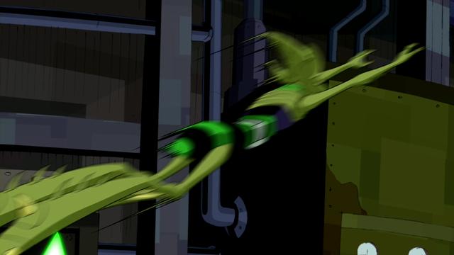 Crashhopper's Powers 40