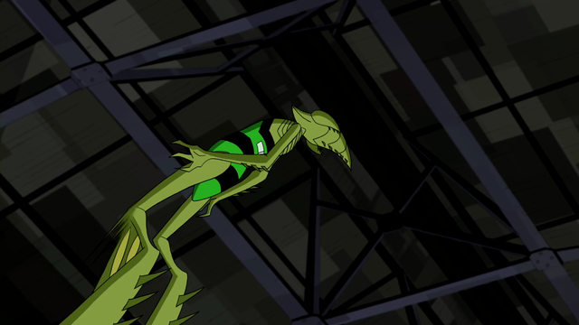 Crashhopper's Powers 42