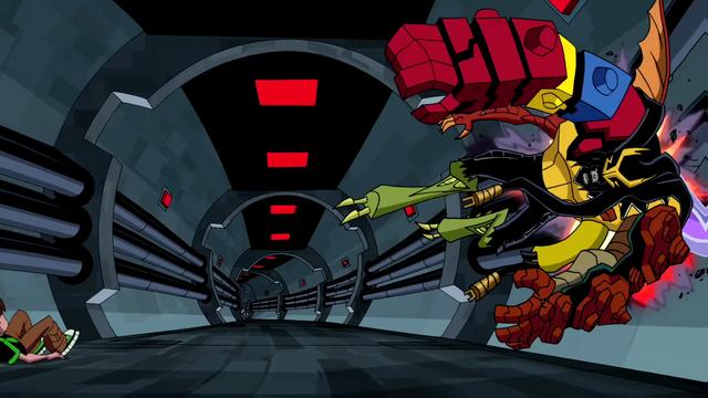Crashhopper's Weaknesses 18
