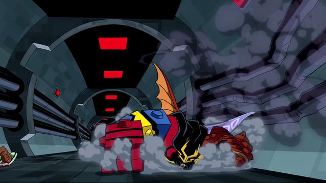 Crashhopper's Weaknesses 19