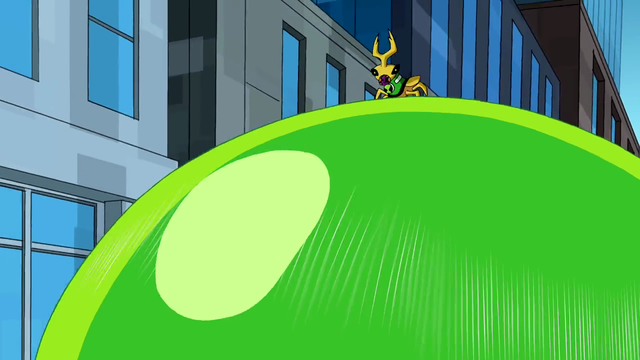 Ball Weevil's Powers 35