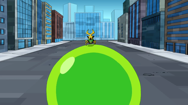 Ball Weevil's Powers 36