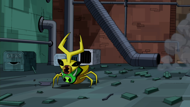 Ball Weevil's Powers 1