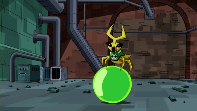 Ball Weevil's Powers 4
