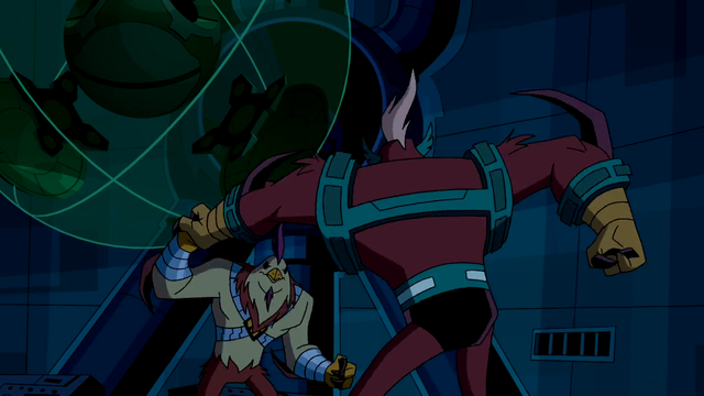 Kickin Hawk's Powers 4