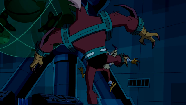 Kickin Hawk's Powers 5