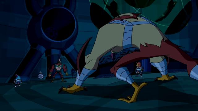 Kickin Hawk's Powers 6