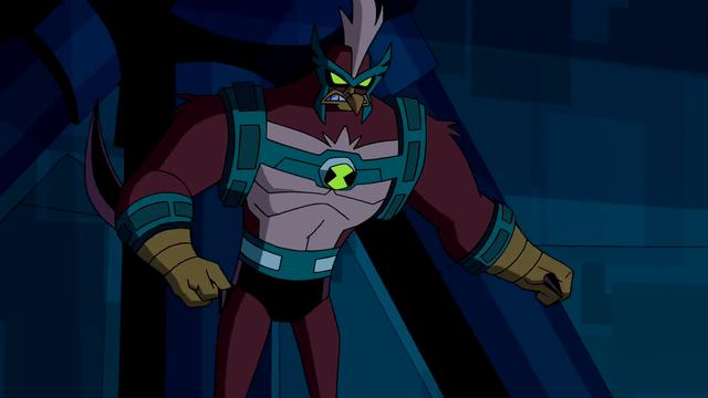 Kickin Hawk's Powers 7