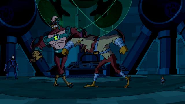 Kickin Hawk's Powers 9