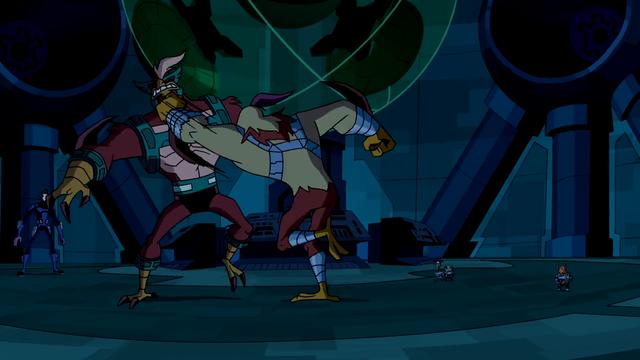 Kickin Hawk's Powers 10