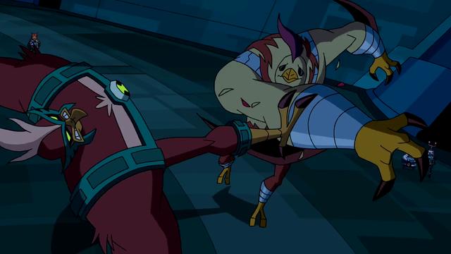 Kickin Hawk's Powers 13