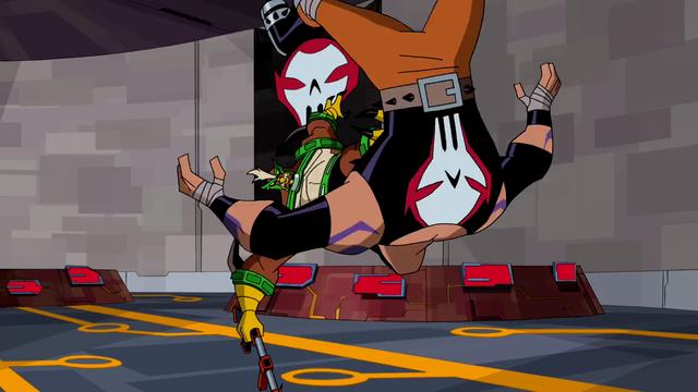 Kickin Hawk's Powers 31