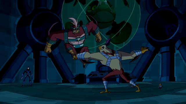 Kickin Hawk's Powers 14
