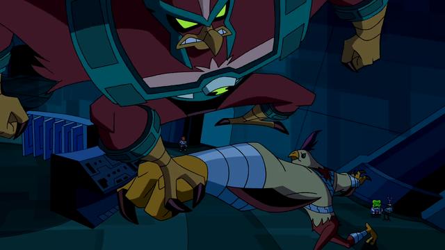 Kickin Hawk's Powers 15