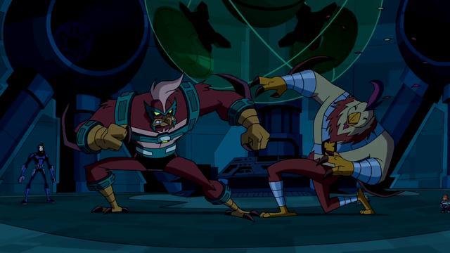 Kickin Hawk's Powers 17