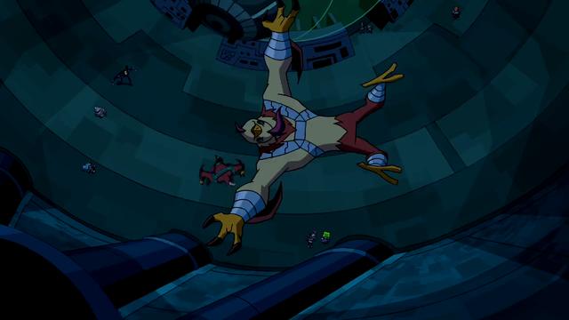 Kickin Hawk's Powers 21