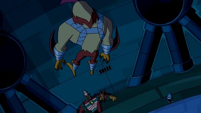 Kickin Hawk's Powers 23
