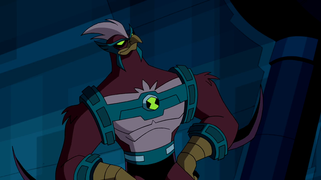 Kickin Hawk's Powers 24