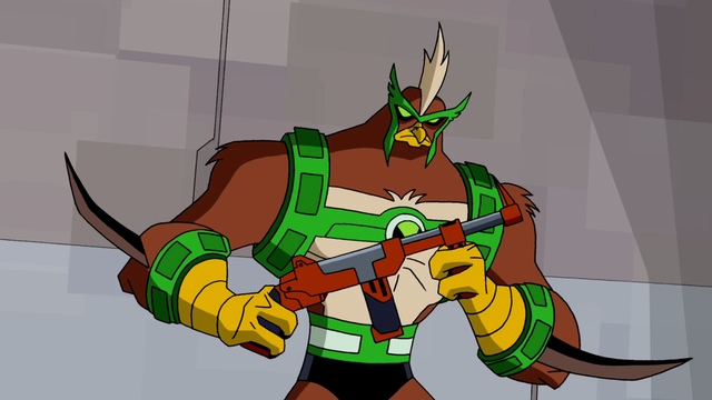 Kickin Hawk's Powers 34