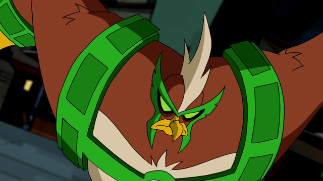 Kickin Hawk's Powers 38