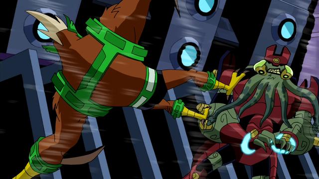 Kickin Hawk's Powers 50