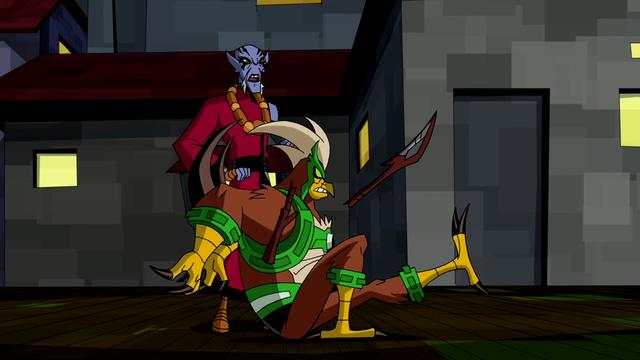Kickin Hawk's Weaknesses 7