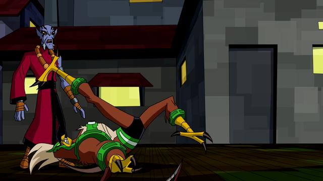 Kickin Hawk's Weaknesses 8