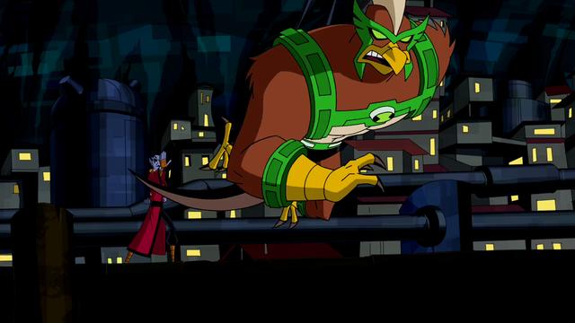 Kickin Hawk's Weaknesses 14
