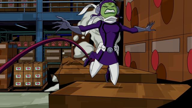 Bullfrag's powers 21
