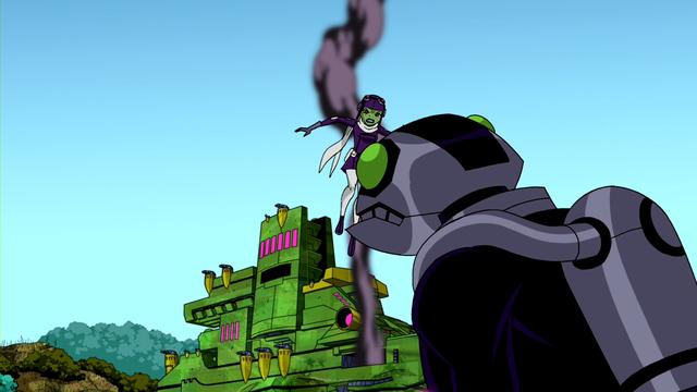 Bullfrag's powers 4